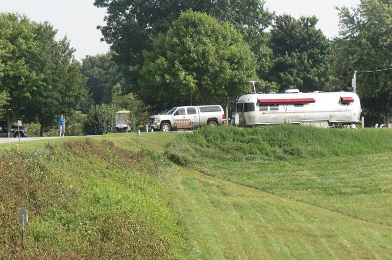Virginia Highland Haven Airstream Park - Copper Hill, VA