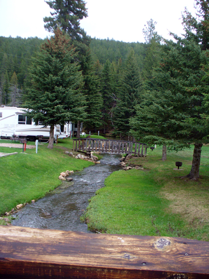 Fish N Fry Rcration Campground - Deadwood, SD - RV Parks