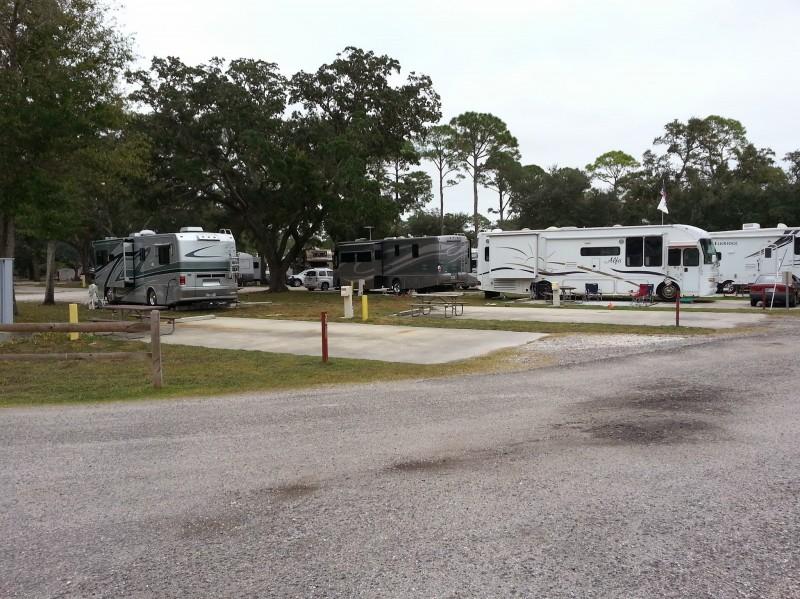 Oak Grove Park Pensacola Fl Rv Parks Rvpoints Com