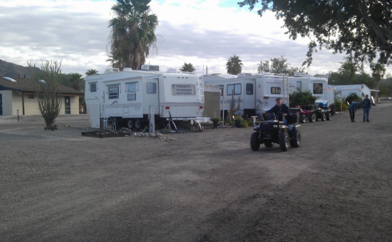 Ramblin' Roads Rv Park - Salome, AZ - RV Parks