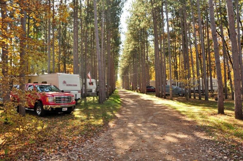 yukon trails rv camping resort lyndon station wi encore