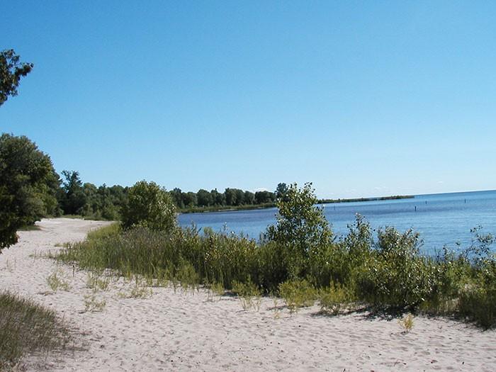 Wells State Park - Cedar River, MI - Michigan State Parks