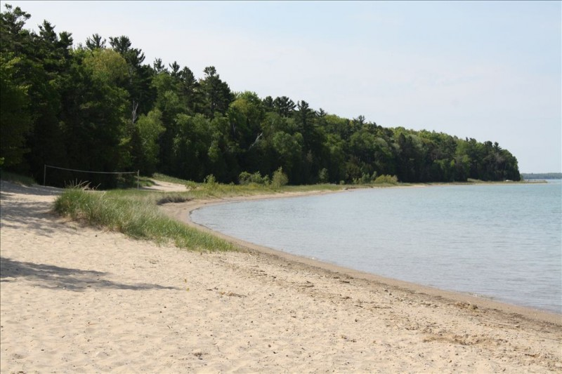 Barnes Park Campground Eastport Mi County City