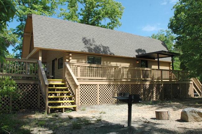 Uchee Creek Campground & Marina - Fort Mitchell, AL - RV Parks