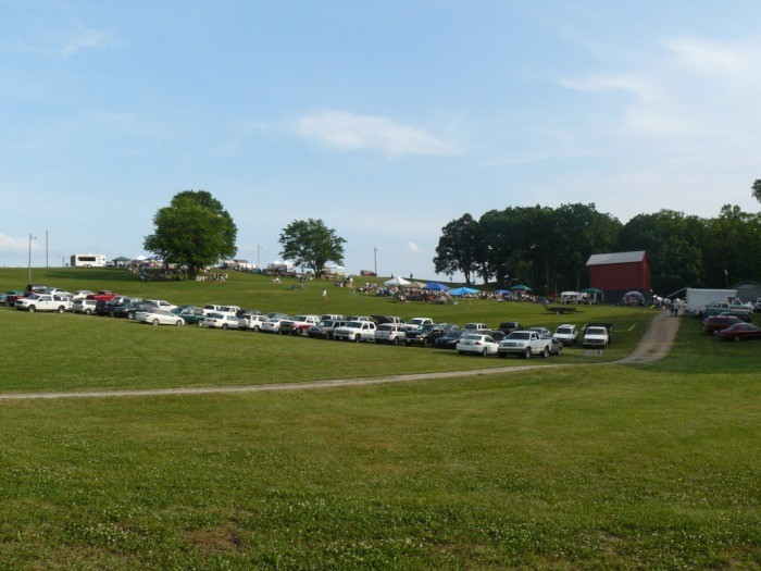Jomeokee Park - Pinnacle, NC - RV Parks