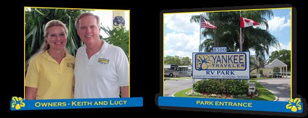 Yankee Traveler RV Park - Largo, FL - RV Parks