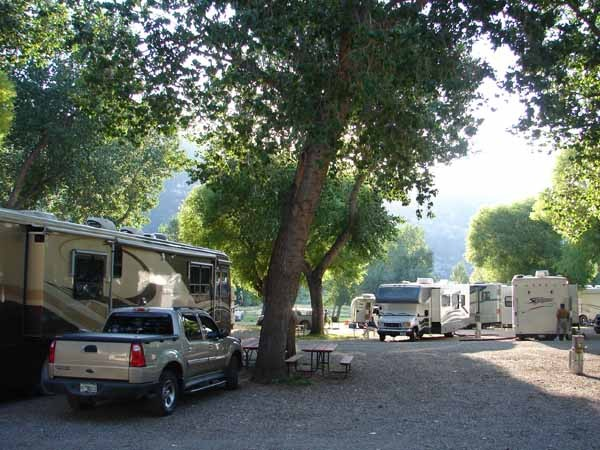 United Campground Of Durango - Durango, CO - RV Parks