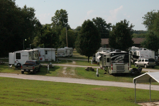 Oh! Kentucky RV Park & Campground - Paint Lick, KY - RV Parks