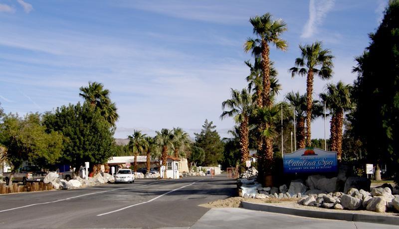Catalina Spa & RV Resort - Desert Hot Springs, CA - RV Parks