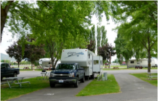 Carl Precht Memorial Rv Park Omak Wa County City