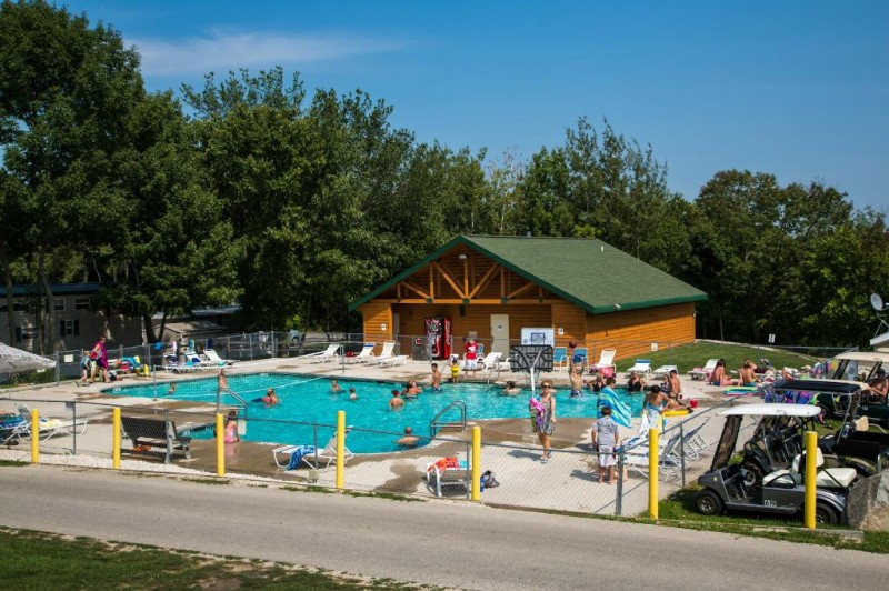 Plymouth Rock Camping Resort Plymouth Wi Encore