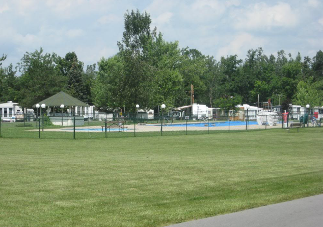 Leisurewood Campgrounds Akron Ny Rv Parks Rvpoints Com