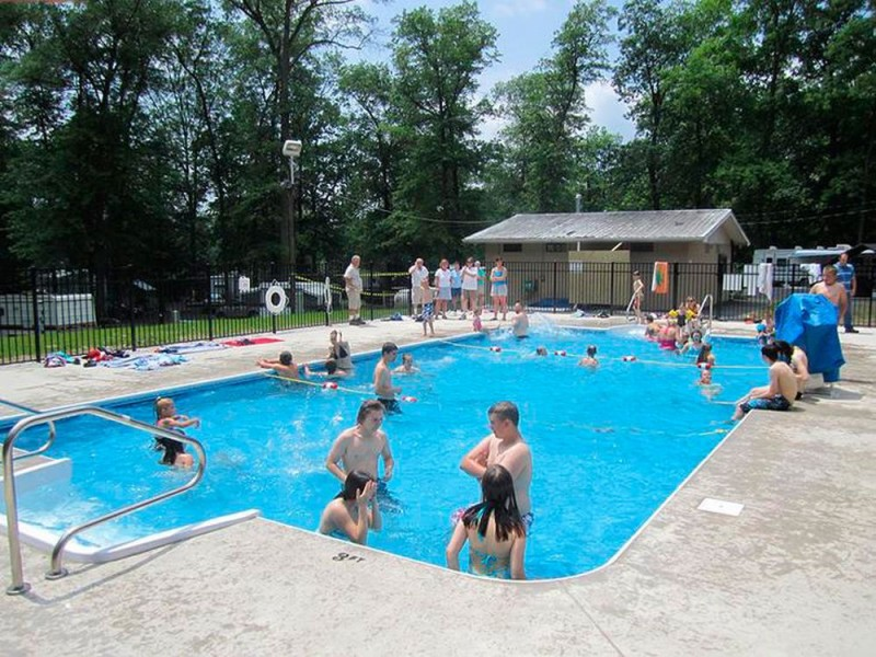 WaterSide Campground & RV Park - Lewiston , PA - RV Parks