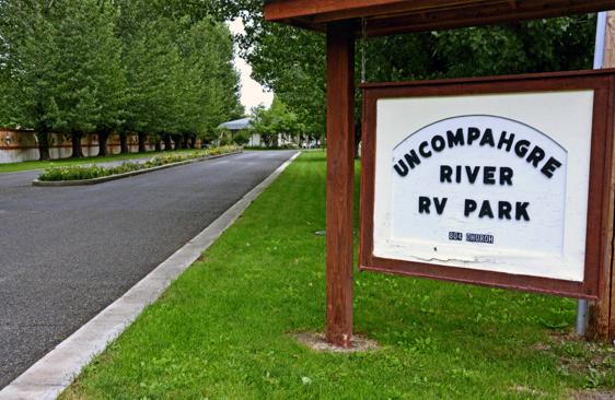 Uncompahgre River Adult RV Park  - Olathe, CO - RV Parks