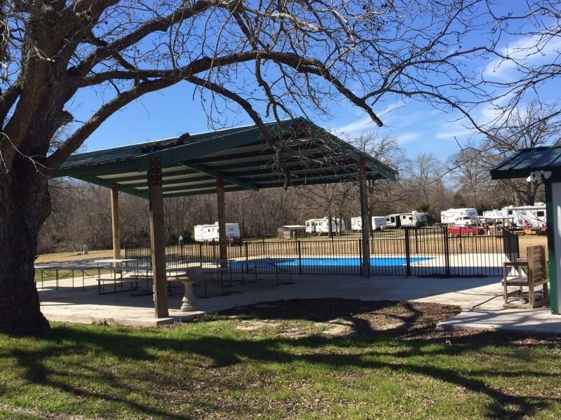 Waco RV Park - Waco, TX - RV Parks
