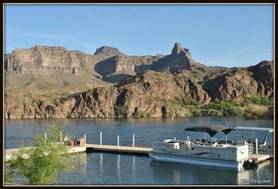 River Lodge Resort - Parker Dam, CA - RV Parks