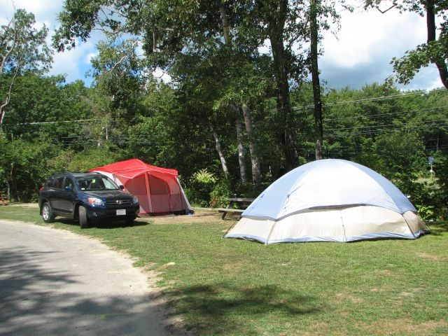Riverside Park Campground Wells - ,  - RV Parks