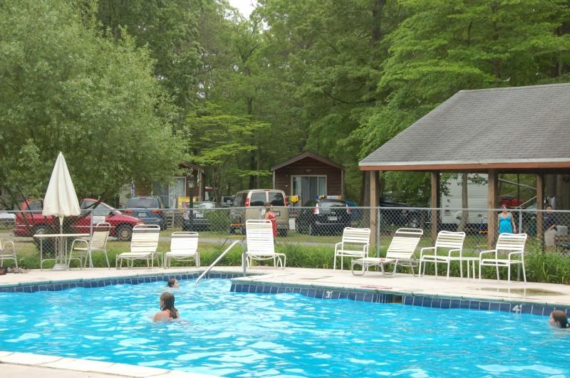 Chesapeake Bay Camp Resort - Reedville, VA - RV Parks ...