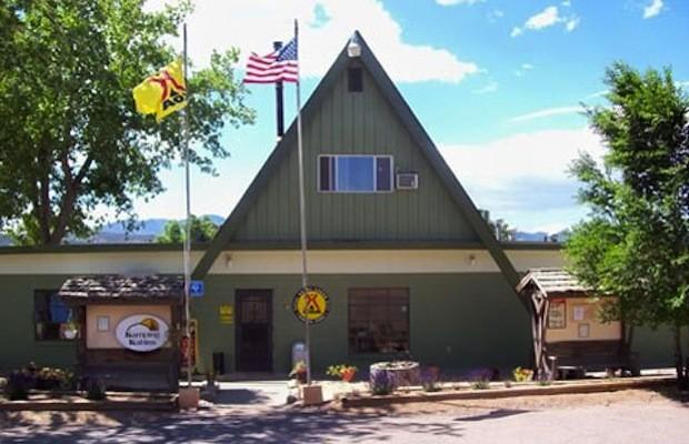 Royal Gorge / Canon City KOA - Canon City, CO - RV Parks