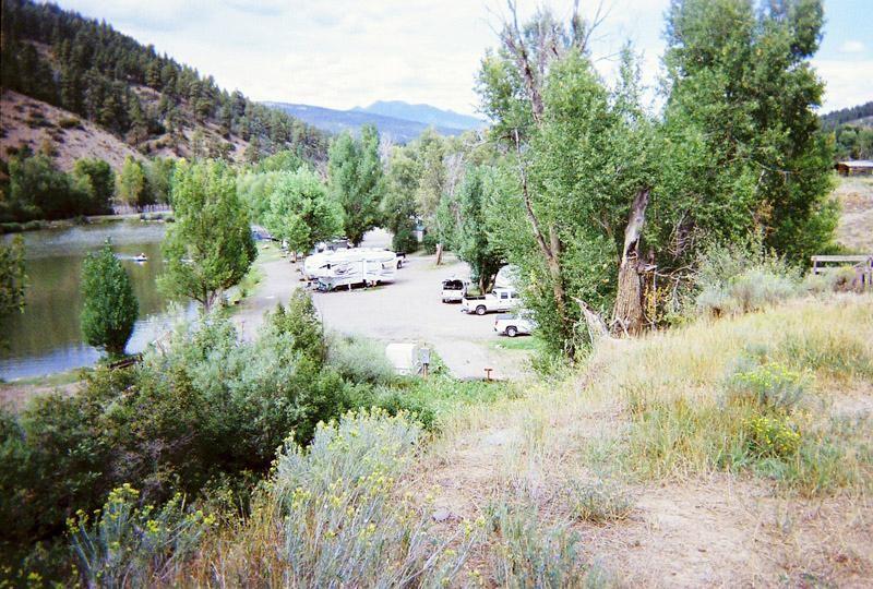 Pagosa Riverside Campground - Pagosa Springs, CO - RV Parks