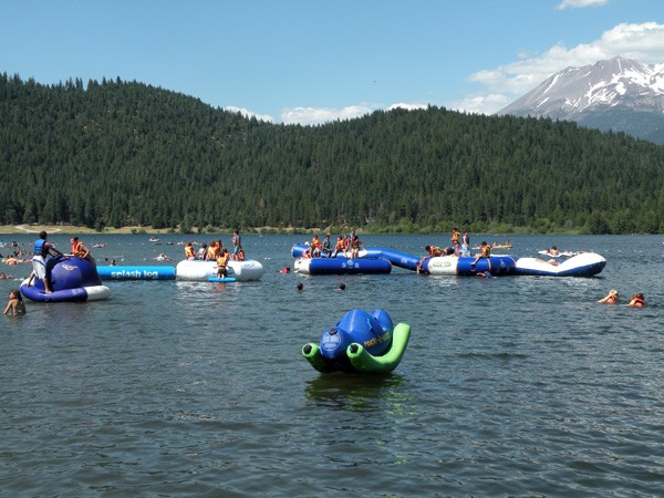 Lake Siskiyou Camp Resort - Mt Shasta, CA - RV Parks
