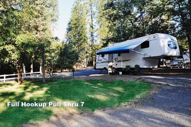 Yosemite Ridge Resort - Groveland, CA - RV Parks