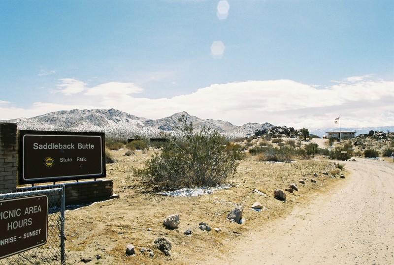 Saddleback Butte State Park - East Lancaster, CA - California State Parks