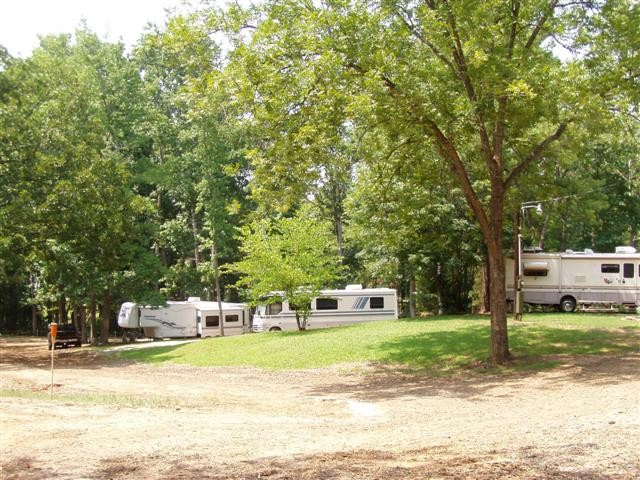 Tiger Cove Campground - Anderson, SC - RV Parks