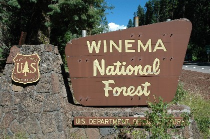 Fourmile Lake Campground Fremont–Winema National Forest - Klamath Falls , OR - National Parks
