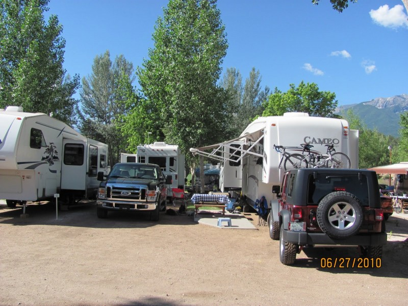 Pleasant Valley Campground - Howard, CO - RV Parks