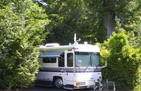 Crystal Cove Beach Resort - Tofino, BC - RV Parks