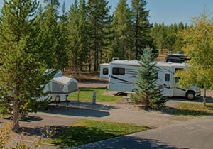 Yellowstone Grizzly Rv Park West Yellowstone Mt Rv