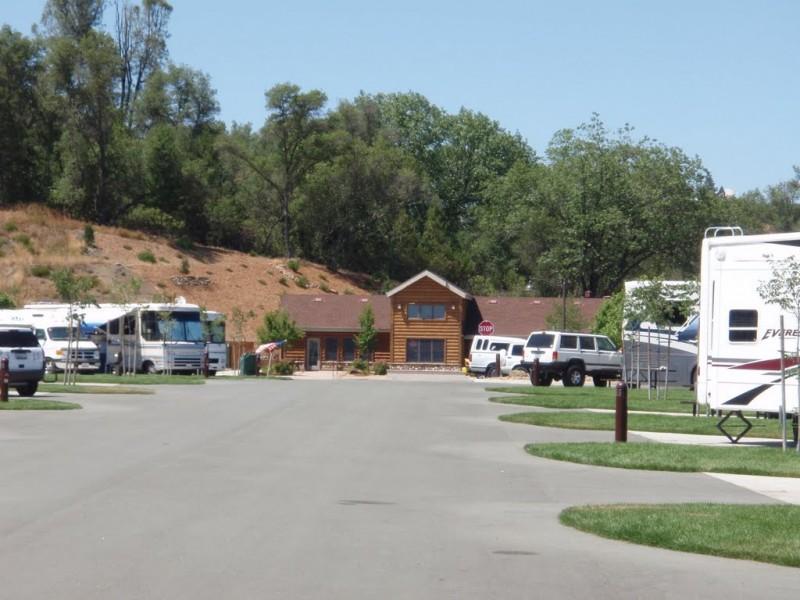 Rancheria Rv Park - Hat Creek, CA - RV Parks