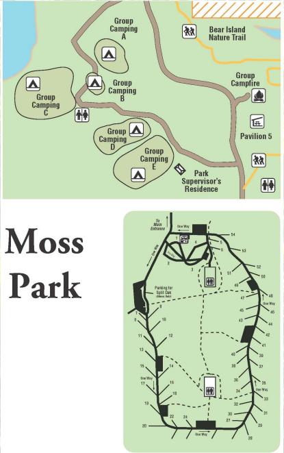 Moss County Park - Orlando, FL - County / City Parks
