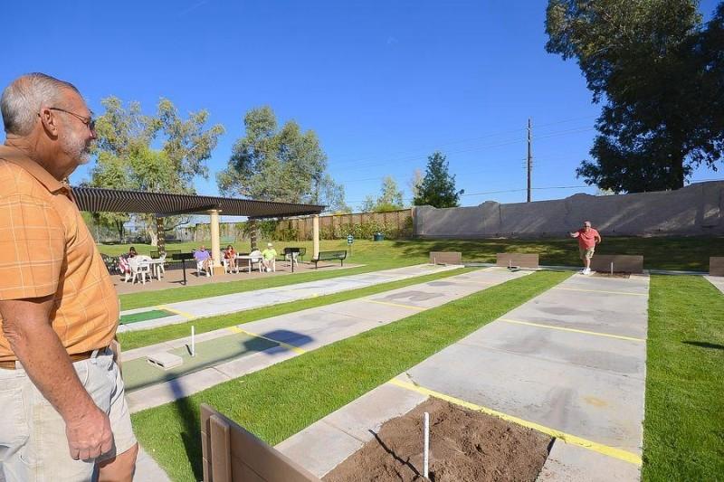 Sun Life Cal-Am RV Resort - Mesa, AZ - RV Parks