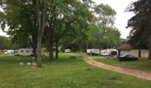 Pleasant Lake County Park & Campground - Pleasant Lake, MI - County / City Parks