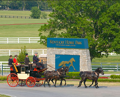 Kentucky Horse Park - Lexington, KY - RV Parks