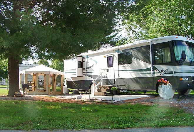 Circle M RV & Camping Resort - Lancaster, PA - Thousand Trails Resorts