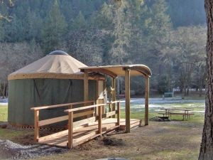 Indian Mary Park Campground - Merlin, OR - County / City Parks