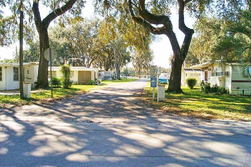 Andy's Travel Trailer Park - Zephyrhills, FL - RV Parks