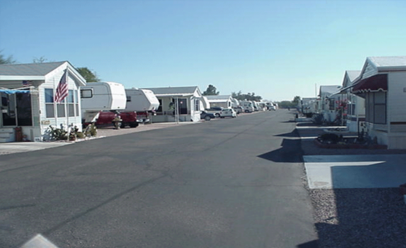 River Breeze Rv - Ehrenberg, AZ - RV Parks