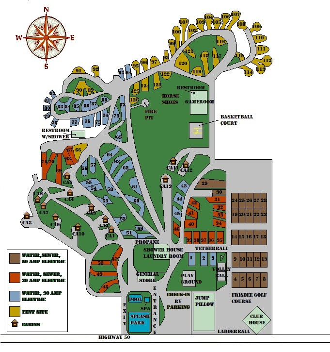 Prospectors Rv Resort - Lake Havasu City, AZ - RV Parks