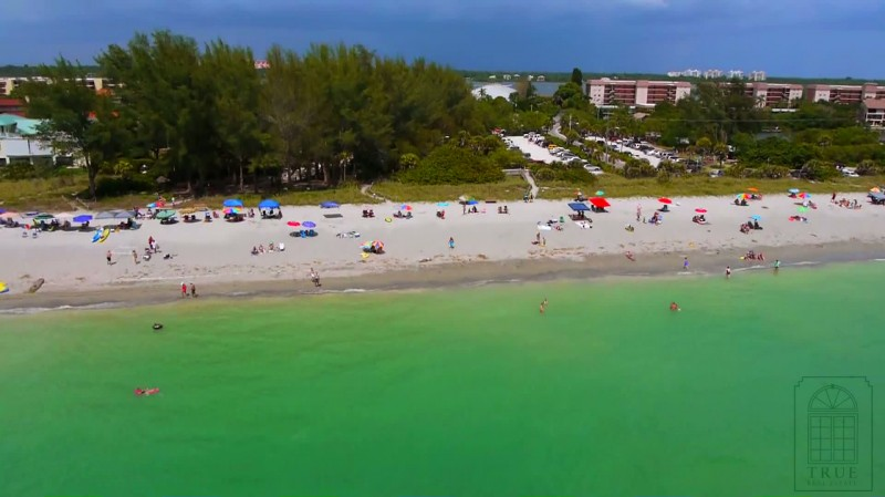 Turtle Beach Rv Park In Sarasota Fl