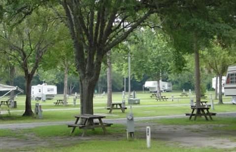 Wildwood RV Village - Wildwood, FL - RV Parks