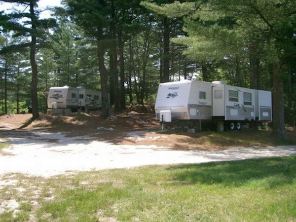 Maple Park Campground And Rv Park East Wareham Ma Rv