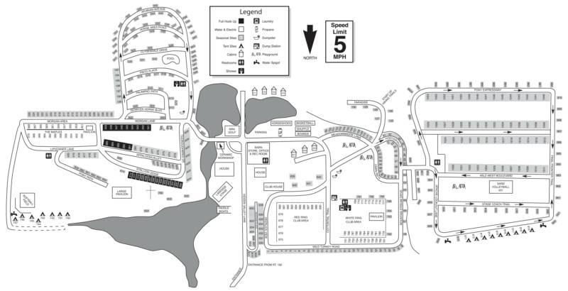 Hidden Valley Camping Resort - Mifflinburg, PA - RV Parks
