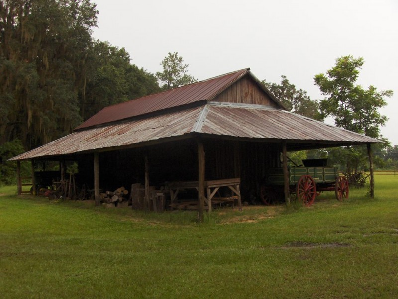 Dudley Farm Historic State Park - Newberry, FL - Florida State Parks