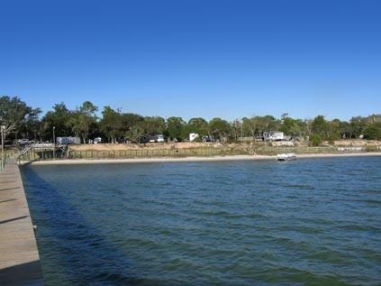 Magnolia Beach Campground - Navarre, FL - RV Parks
