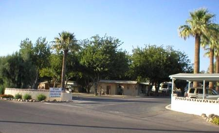 Desert Cypress RV & MH Park  - Wickenburg, AZ - RV Parks