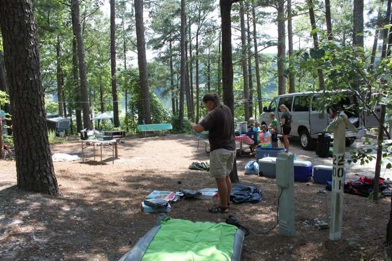 Stone Mountain Park Family Campground Stone Mountain Ga Rv